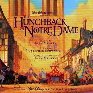 Der Glöckner Von Notre Dame (Disney Soundtrack Englisch 1996)
