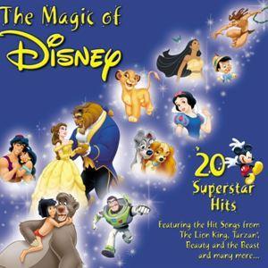 The Magic Of Disney - 20 Superstar Hits
