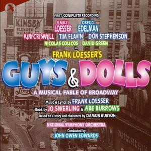 Guys And Dolls (Studio 1996)