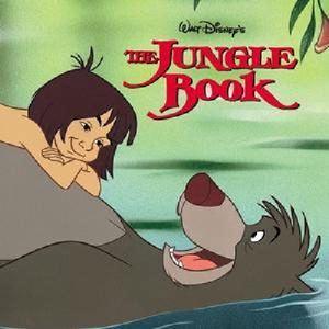 Das Dschungelbuch (Disney Soundtrack Englisch 1967)