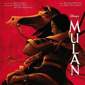 Mulan (Disney Soundtrack Deutsch 1998)