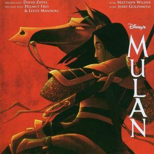 Mulan (Disney Soundtrack Englisch 1998)