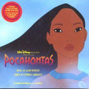 Pocahontas (Disney Soundtrack Englisch 1995)