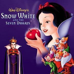 Schneewittchen Und Die Sieben Zwerge (Disney Soundtrack Englisch 1937)