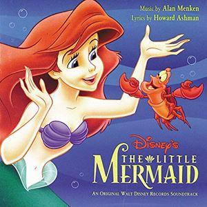 Arielle Die Meerjungfrau (Disney Soundtrack Englisch 1989)