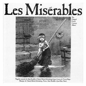 Les Miserables (French Concept 1980)