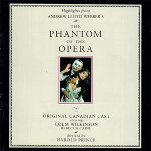 Das Phantom Der Oper (Toronto 1990)