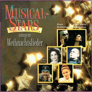 Musicalstars Singen Weihnachtslieder