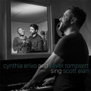 Cynthia Erivo And Oliver Tompsett Sing Scott Alan