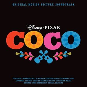 Coco (Disney Soundtrack Englisch 2017)