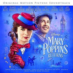 Mary Poppins (Rückkehr - Disney Soundtrack Englisch 2018)