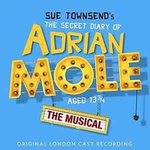 The Secret Diary Of Adrian Mole Aged 13 3-4