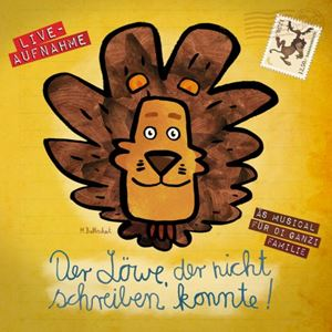 Der Löwe Der Nicht Schreiben Konnte