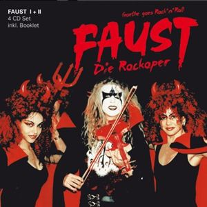 Faust - Die Rockoper (Faust II - Studio 2003)