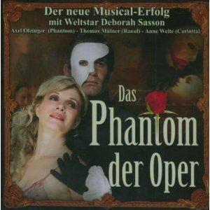 Das Phantom Der Oper (Gerhartz-tour 2006)