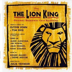 Der König Der Löwen (Broadway 2002)