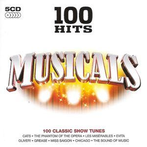 100 Hits Musicals