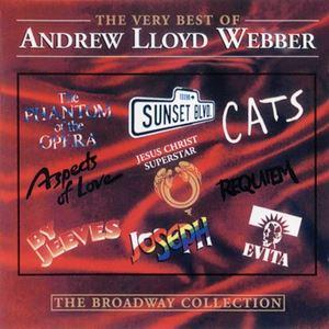 Andrew Lloyd Webber Broadway Collection - The Very Best Of