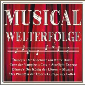 Musical Welterfolge