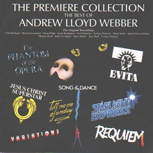 The Premiere Collection Of Andrew Lloyd Webber