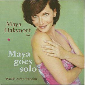 Maya Goes Solo