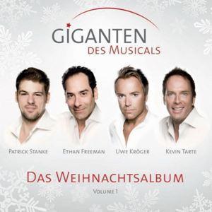 Giganten Des Musicals - Das Weihnachtsalbum